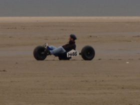 27-9-2003: Buggy lessons, Ouddorp NL